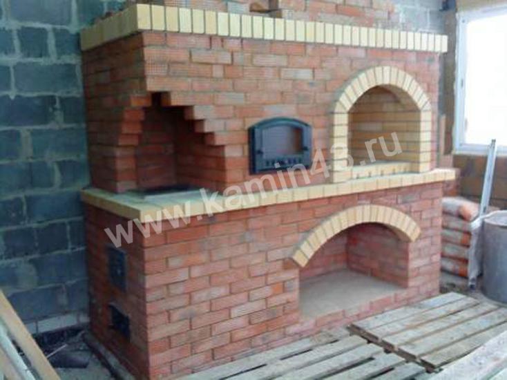 Барбекю многофункциональная уличная как залить фундамент под барбекю на даче